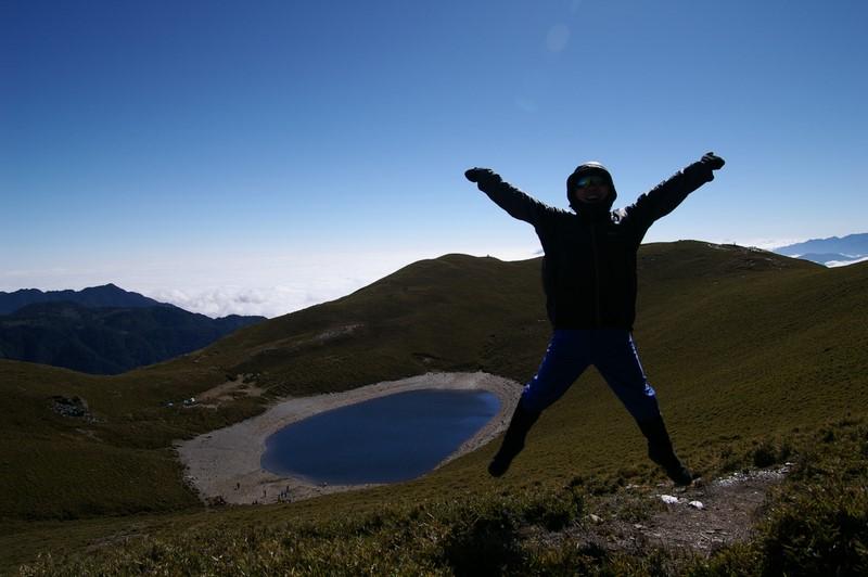 美麗的記憶...嘉明湖